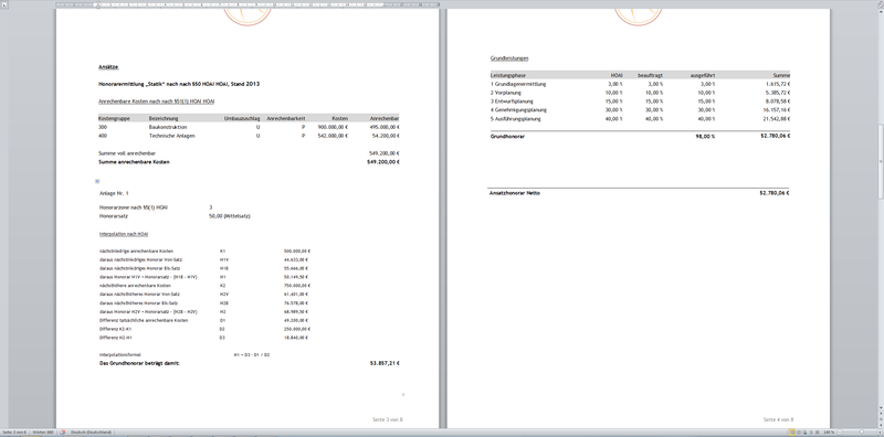 KOBOLD HONORAR: AVA-Software von G&W Software AG